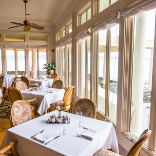 A photo of The Café at The Chanler restaurant