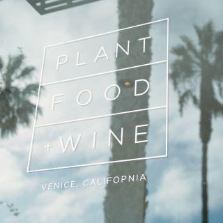 A photo of Plant Food + Wine Venice restaurant