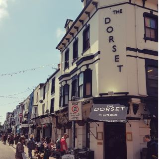 The Dorset Street Bar