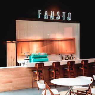 Fausto at the CAC