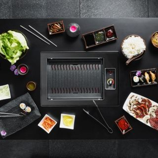A photo of Bulgogi Grill Korean BBQ restaurant