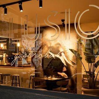 Foto von Illusio Gastrobar Restaurant
