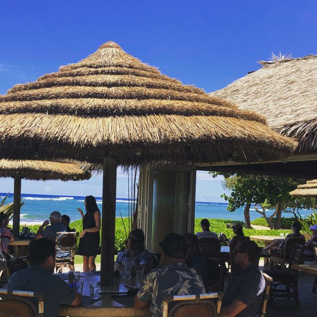 Table View - Oasis on the Beach, Kapaa, HI