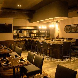 Una foto del restaurante Palominos - Tijuana
