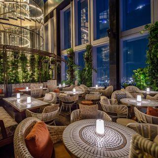 A photo of Mahanakhon Bangkok SkyBar and Restaurant restaurant