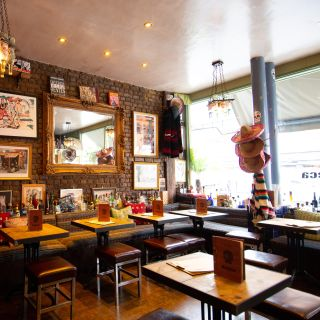 A photo of Azteca Chelsea restaurant