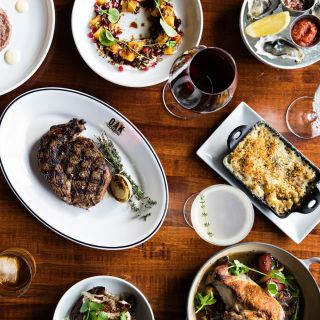 Oak Steakhouse- Alexandria