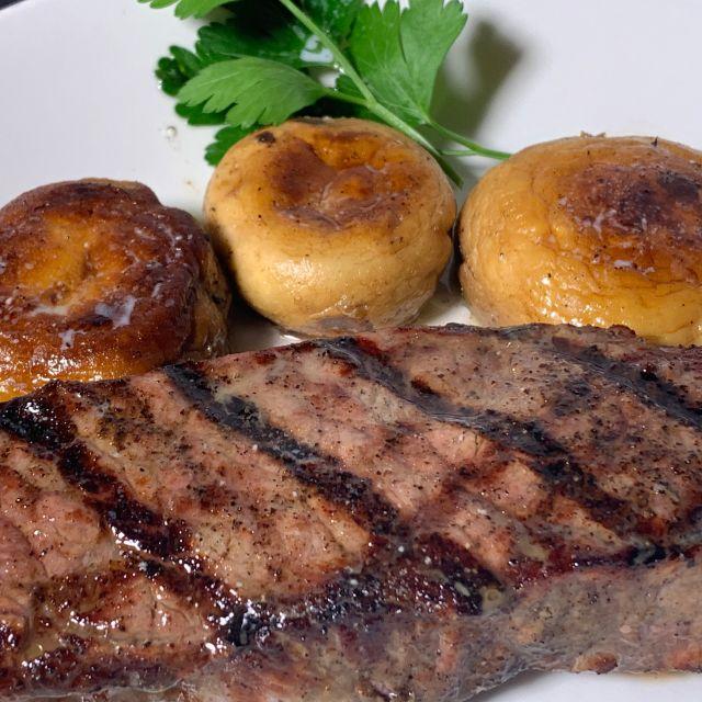 New York Strip Steak - Nowak's, Atlanta, GA