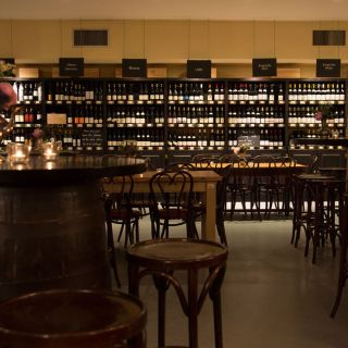 Fallon & Byrne - Exchequer Street Wine Cellar
