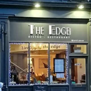 A photo of The Edge restaurant