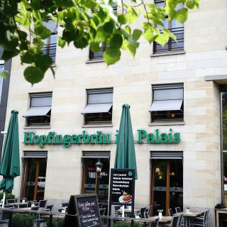 A photo of Hopfingerbräu am Brandenburger Tor restaurant