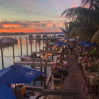 A photo of Beach Tavern - Channel Club Marina restaurant
