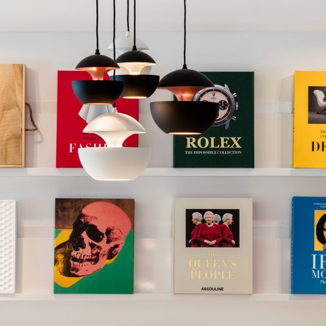 The Library curated by Assouline - Interiors - The Library curated by Assouline, Manchester