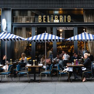 A photo of Bel & Brio restaurant