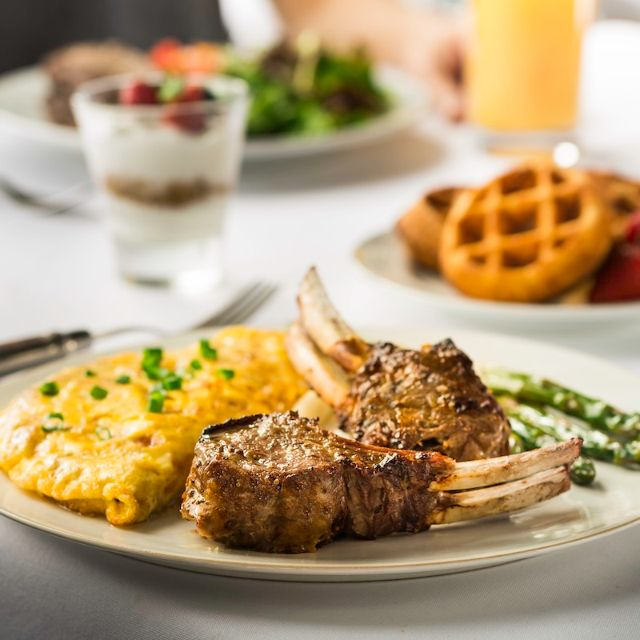 Weekend Brazilian Brunch  - Fogo de Chao Brazilian Steakhouse - New York, New York, NY