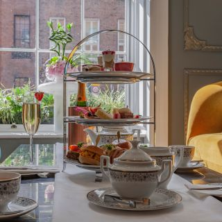 A photo of Afternoon Tea at The Iveagh Garden Hotel restaurant