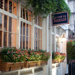 Foto von Le Cafe du Marche Restaurant