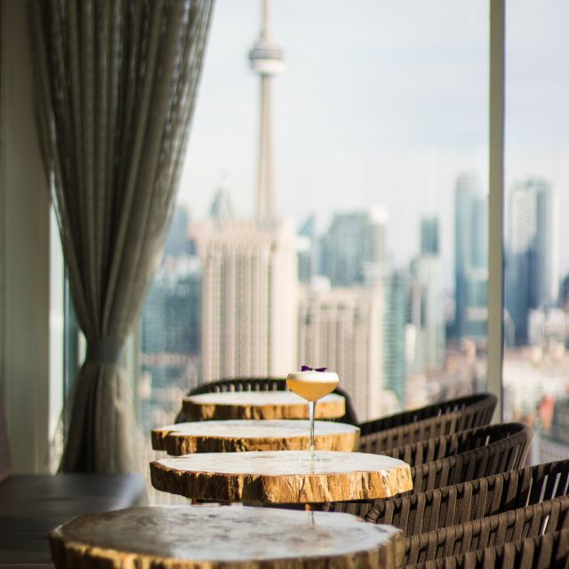 Falcon SkyBar, Toronto, ON