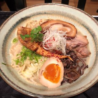 Ramen Takeuma at Cafe Ce Soir