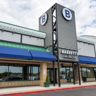 A photo of Barrett's on the Pike restaurant
