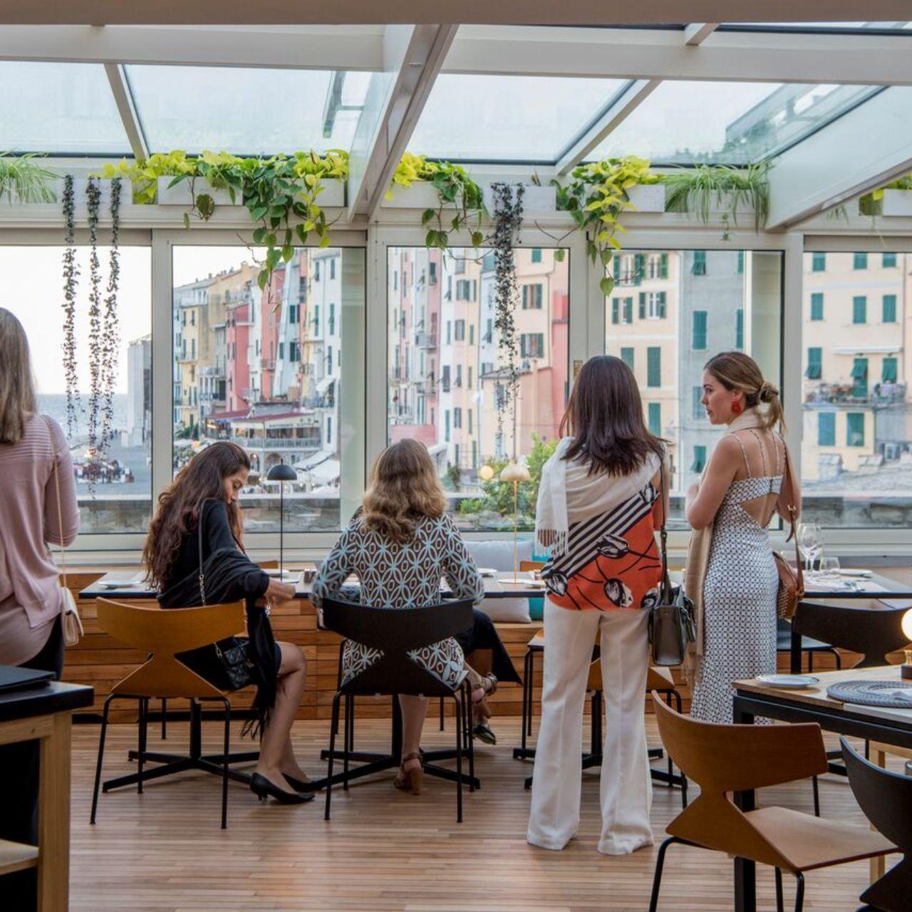 Palmaria Restaurant Portovenere La Spezia Opentable