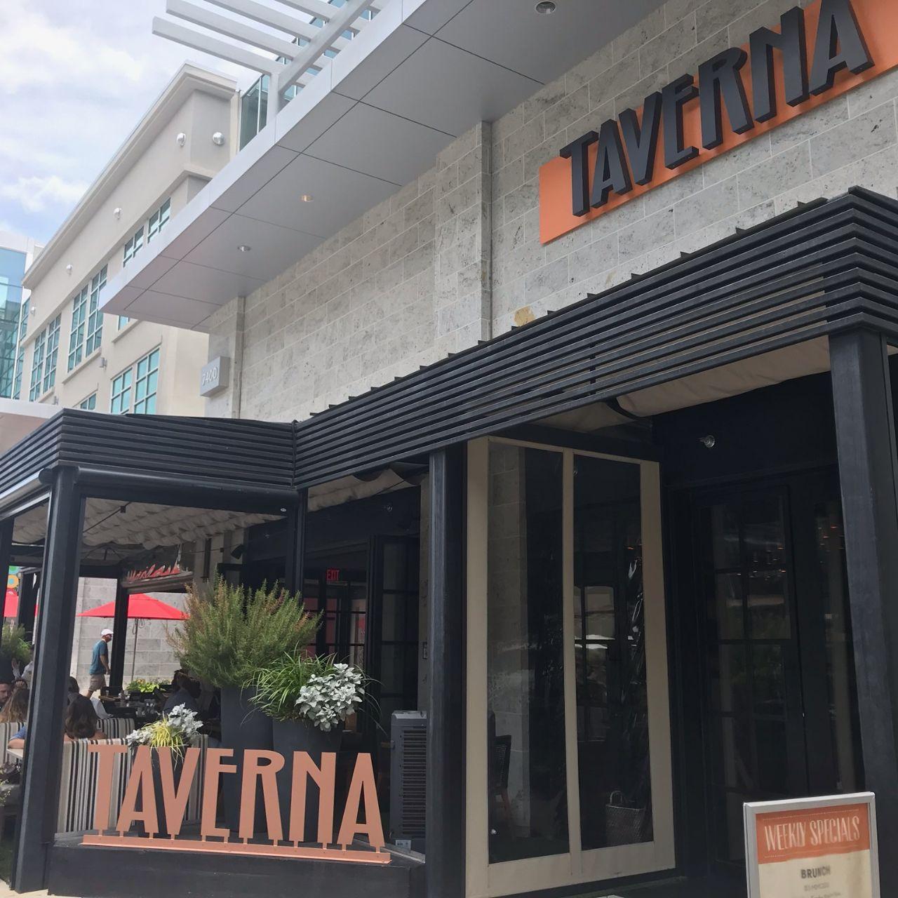 Taverna Legacy West Restaurant Plano Tx Opentable