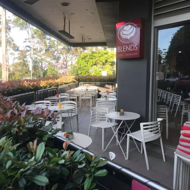 Blends Cafe & restaurant, Frenchs Forest, AU-NSW
