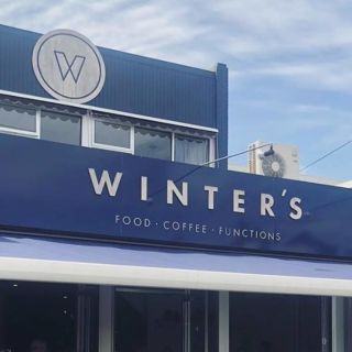A photo of Winter's Cafe restaurant