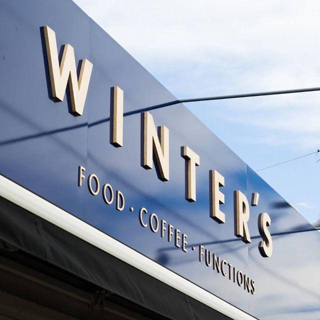 Winter's Cafe, Newtown, AU-VIC