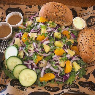 Boon Burger Cafe-Hamilton
