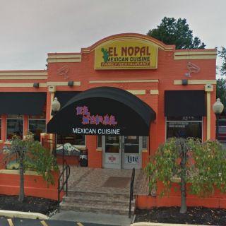 El Nopal Mexican Cuisine - New Cut Road