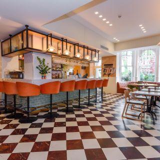 A photo of Theo's Simple Italian restaurant