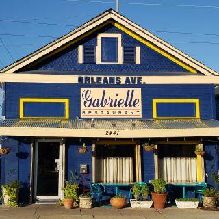 Gabrielle Restaurant New Orleans