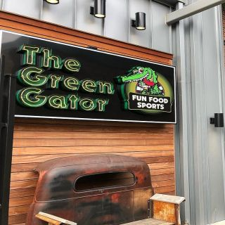 A photo of Green Gator-Toyota Music Factory-Las Colinas restaurant