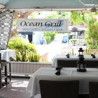 A photo of Ocean Grill & Bar restaurant