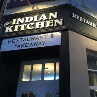 The Indian Kitchen on The Corner