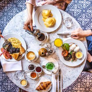 A photo of Côte Brasserie - Richmond restaurant