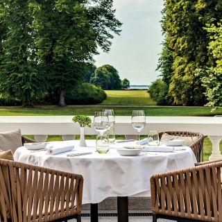 Foto von Fine Dining Restaurant Courtier Restaurant