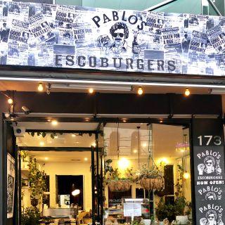 A photo of Pablo's Escoburgers restaurant