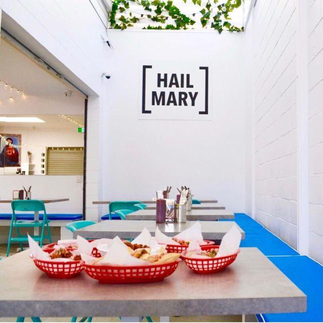 Hail Mary - Burleigh, Burleigh Heads, AU-QLD
