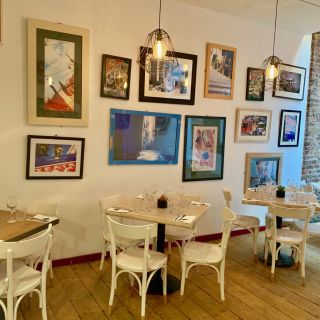 A photo of Rossopomodoro - Hoxton restaurant