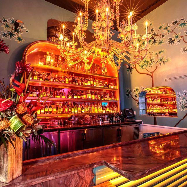 El Tucan Chandelier Bar - El Tucán, Miami, FL