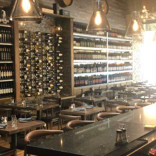 The Barrel Bistro & Wine Bar