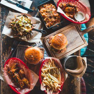 Fancy Funkin Chicken @ Market House