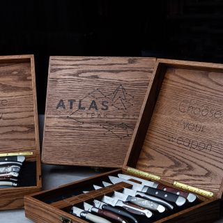 ATLAS Steak + Fish - Cascades Casino Langley