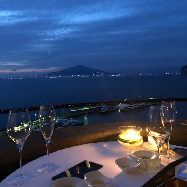Terrazza Bosquet Restaurant Sorrento Naples Opentable