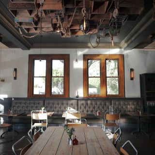 A photo of Alphington Social restaurant