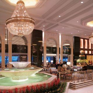 Lobby Lounge - Kowloon Shangri-La, Hong Kong