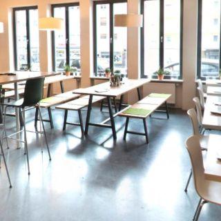 Foto von Green Lion - Fitness Food House Restaurant