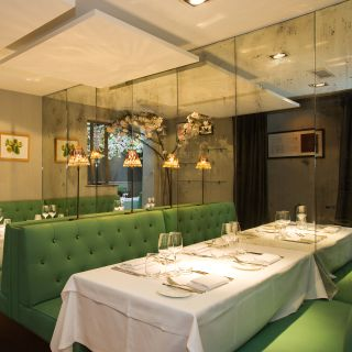 A photo of Medlar restaurant